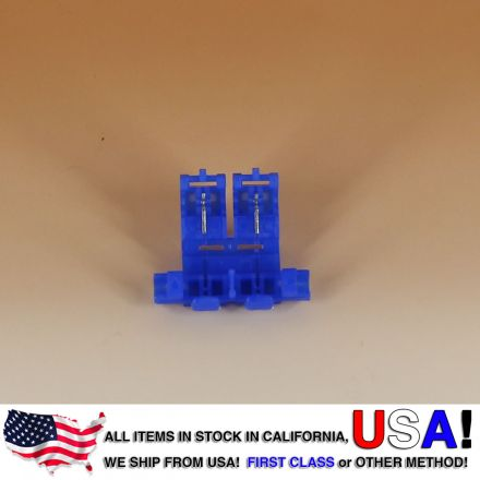 Blue Splice Inline Self Stripping ATO ATC Fuse Holder Assembly