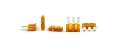 Automotive ATL (Micro3) - 5A Fuses - Pack of 5