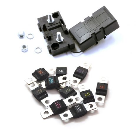 Littelfuse MIDI Fuse Holder with Fuse
